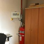 FM 200 Söndürme Sistemİ