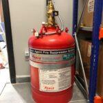 FM 200 Yangın Söndürme Sistemleri Bakımı