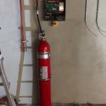 FM200 Yangın Söndürme