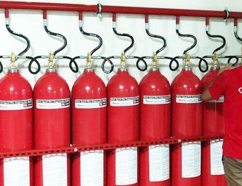 Trafo Yangın Söndürme Sistemleri