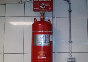 UL 300 Onaylı Davlumbaz Yangın Söndürme Sistemleri