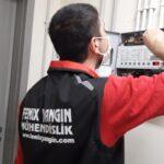 NOVEC 1230 Gazlı Yangın Söndürme Sistemleri Bakımı
