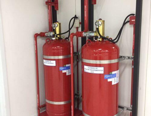 Sevo Systems Novec ™ 1230 Gazlı Yangın Söndürme Sistemleri