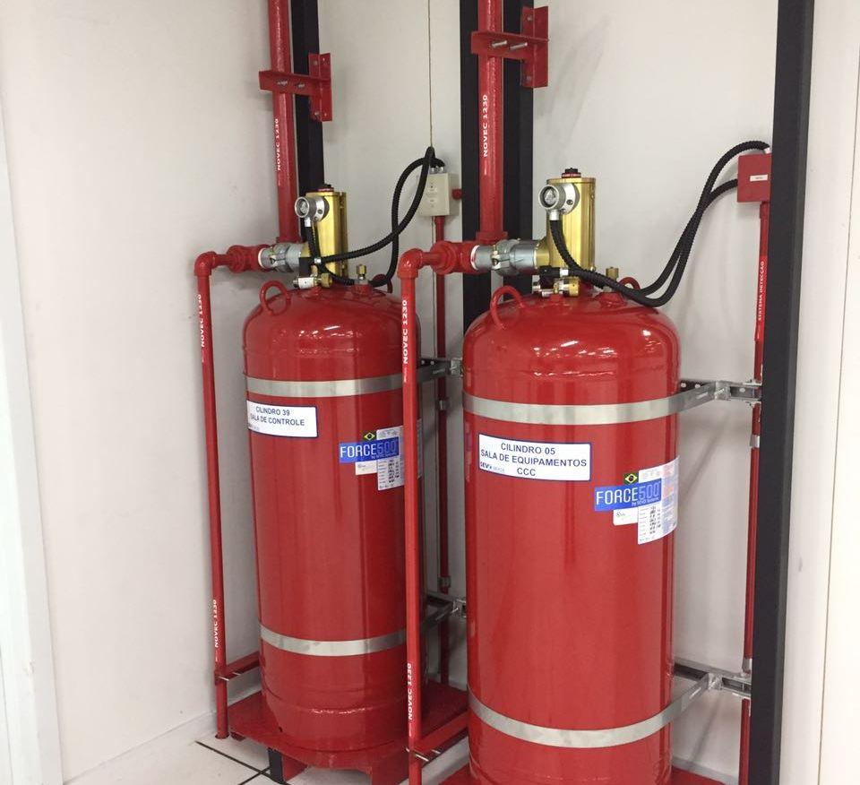 Sevo Sistem Novec ™ 1230 Gazlı Yangın Söndürme Sistemleri
