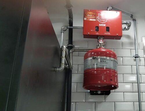 Davlumbaz İçi Yangın Söndürme Sistemi Fiyatları