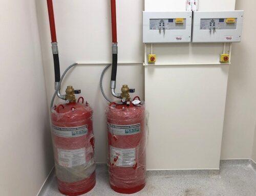 Novec 1230 Gazlı Yangın Söndürme Sistemleri Fiyatları