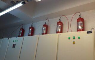 Pano İçi Yangın Söndürme Sistemleri Fiyatları
